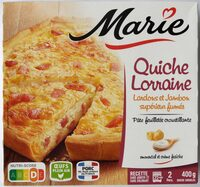 Quiche Lorraine - Produit - fr