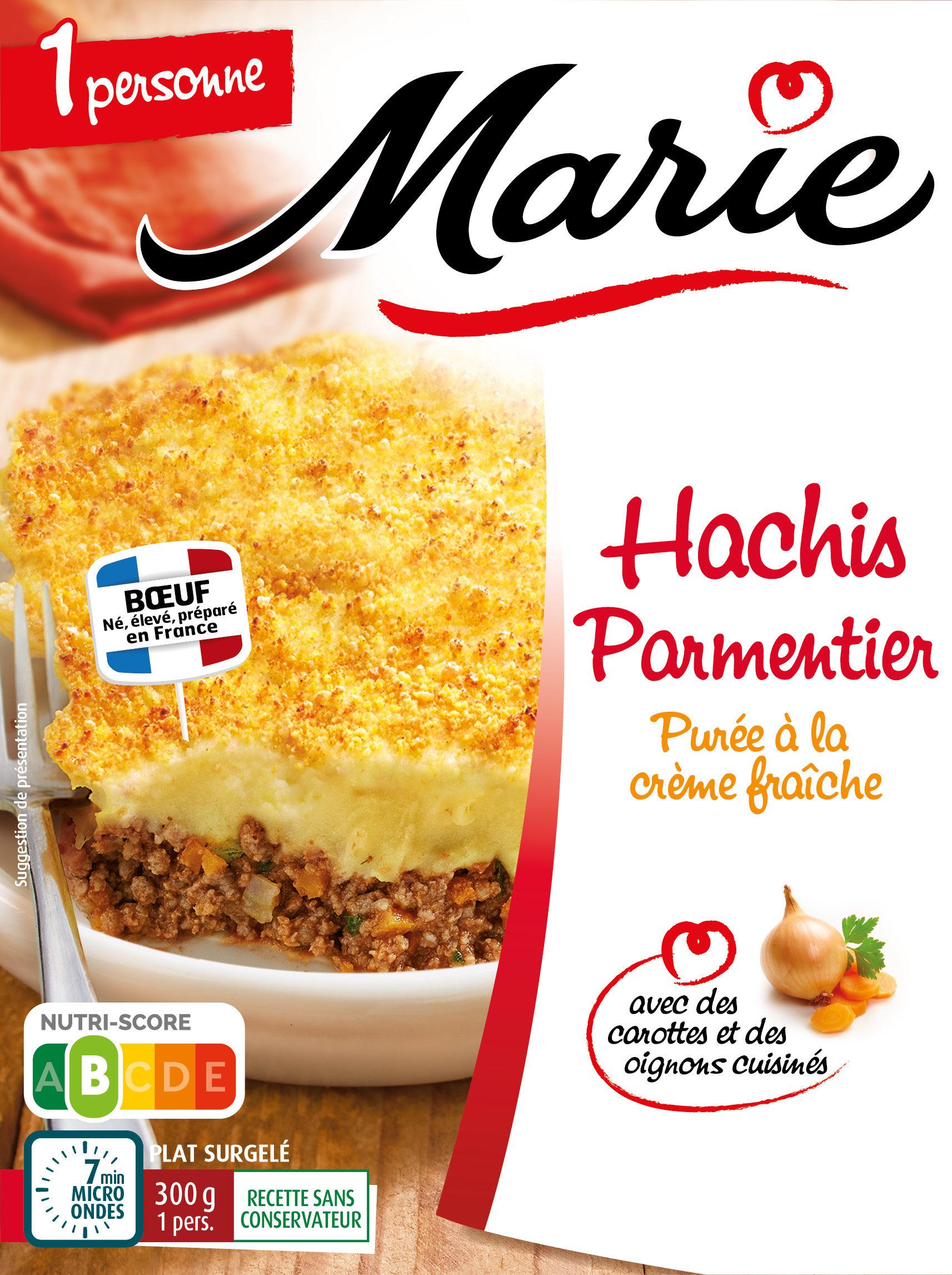 Hachis Parmentier 300g Marie 300 G