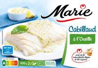 Cabillaud sauce oseille - Produit - fr