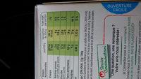 Cabillaud provençale - Informations nutritionnelles - fr