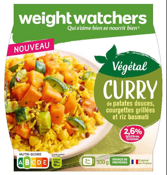 Curry de patates douces - Produit
