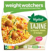 Tajine de légumes, falafels et boulgour - Produit - fr