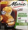 Suprême de Volaille rôti & Polenta crémeuse aux champignons - Produit