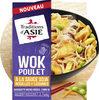 Wok Poulet à la Sauce Soja, Nouilles et Légumes 300g - Product