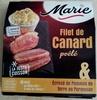 Filet de canard poêlé & écrasé de pommes de terre au parmesan - Product