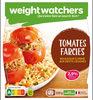 Tomates Farcies, Boulgour cuisiné aux petits légumes - Product
