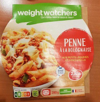 Penne bolognaise - Product - fr