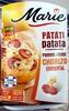Patati Patata, Pomme de terre Chorizo Emmental - Produit