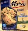 Les grillés Dos de cabillaud et risotto verde à la crème - Product
