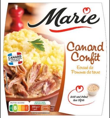 Canard Confit, Ecrase de Pomme de terre - Product