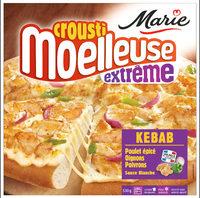 Crousti moelleuse extrême kebab - Produit
