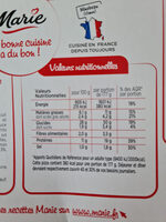 CroustiMoelleuse EXTREME Kebab - Nutrition facts - fr