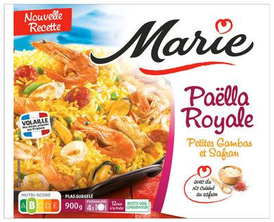 Paella Royale, petites Gambas et Safran - Produit - fr