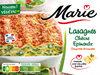 Lasagnes chèvre épinards - Product