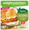 Lasagnes a la provencale et ricotta - Produit