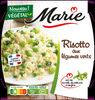 Risotto aux légumes verts - Produit
