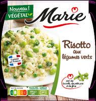 Risotto aux légumes verts - Produit - fr