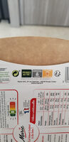 Risotto aux legumes verts - Recycling instructions and/or packaging information - fr
