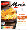 Filet de poulet, Sauce au paprika, Tagliatelles aux legumes cuisines - Product
