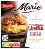 Fondant de Boeuf, Sauce a la basquaise, Ecrase de pomme de terre - Product