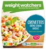 Crevettes, Crème Citron Basilic - Product