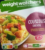 Couscous Oriental - Product