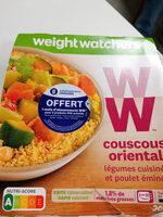 Couscous Oriental - Produit - fr