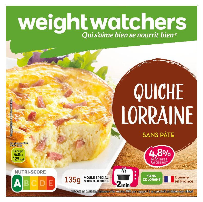 Quiche Lorraine sans pate - Product