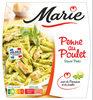 Penne au Poulet, Sauce Pesto - Product