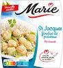St Jacques, Fondue de poireaux, Riz Basmati - Product