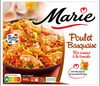 Poulet basquaise - Riz cuisiné aux tomates - Produto