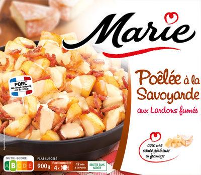 Poêlée à la Savoyarde lardons fumés et oignons rissolés - Produit - fr