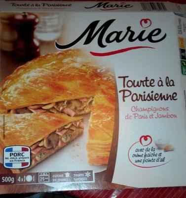 Tourte Parisienne - Produit