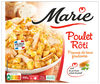 Poulet rôti, Pomme de terre fondantes - Produit
