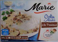 Colin d'Alaska à la Parisienne, Surgelé - Product - fr