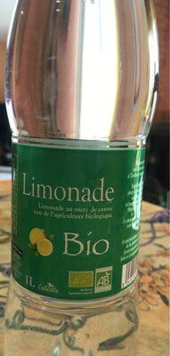Limonade Bio - Produit