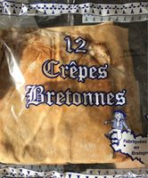 Crêpes Bretonnes X12 - Product - fr
