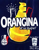 Orangina et sa pulpe. - Product - fr
