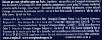 Orangina et sa pulpe. - Ingredients - fr