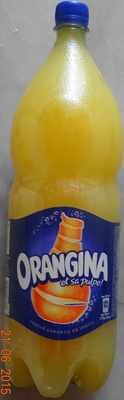 Orangina et sa pulpe - Product - fr