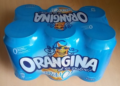 Orangina miss O ! - Product - fr