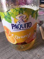 Marmelade Orange, Avec écorces Coupées En Lamelles - Nutrition facts - fr