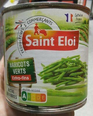 Haricots verts extra finsSperziebonen Extra fijn - Product