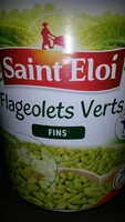 Flageolets Verts Fins - Product