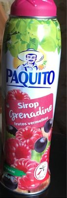 Sirop Grenadine - Product - fr