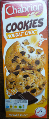 Cookies Nougat' Choc - Product