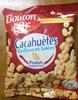 Cacahuètes grillées et salées - Produit