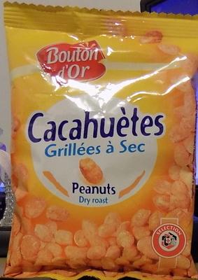 Cacahuètes grillées à sec - Product - fr