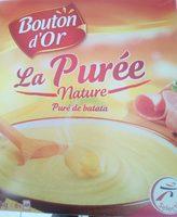 Purée Nature - Product - fr