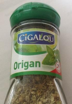 Origan - Product
